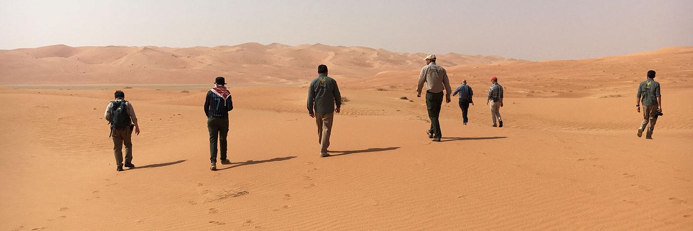 博士前期課程国際乾燥地科学専攻