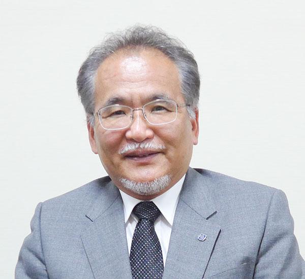 中島研究科長